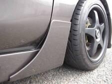 Toyota Mr2 Mk2 Toms Lado Falda winglits x2 Nuevo bodykits