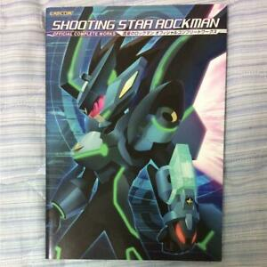Shooting-Star-Rockman-Official-Complete-Works-Mega-Man-GAME-ART-BOOK