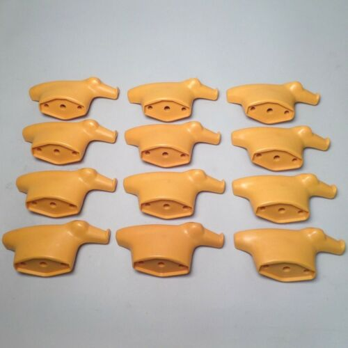 Demount Heads for MANY Tire Changers 83008403 12-PACK of PREMIUM Yellow Mount