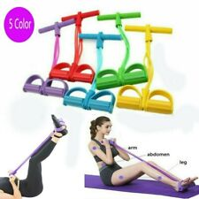 Foot Pedal Abdominal Exerciser Equipment Fitness Yoga Elastic Sit Up Pull Rope For Sale Online Ebay
