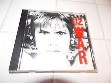 War by U2 (CD, Oct-1990, Island (Label))