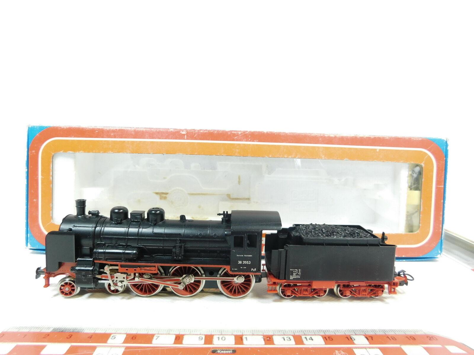 BG49-1Märklin H0 Ac 3099 Steam Locomotive   38 3553 DRG, Very Good +Box