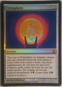 Trinisphere-PREMIUM-FOIL-VF-French-Trinisphere-Darksteel-Magic-mtg