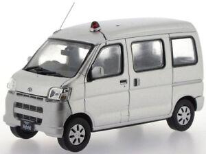 Daihatsu Hijet Japan Unmarked Police Car 2009 1:43 J ...