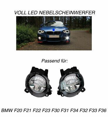 Nebelscheinwerfer lampen H8 f/ür F20 F21 F22 F23 F30 F31 F34 GT F35 F32 smoke