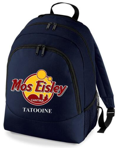 MOS EISLEY TATOOINE STAR WARS SHIP BACKPACK RUCKSACK SCHOOL BAG