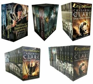 Cassandra-Clare-Series-Books-Collection-Set-Mortal-Instruments-Infernal-Devices