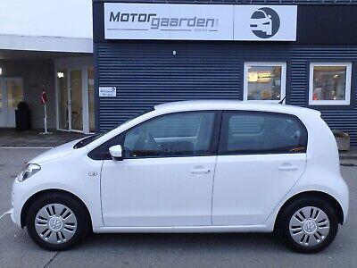 salg af VW Up! 1,0 60 Move Up! BMT - 2014