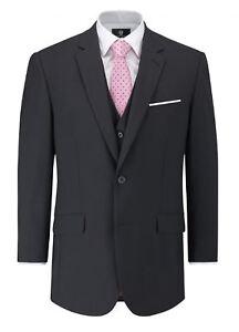 solo Wool 64 r Bigsize de un Rich S traje a Skins de negro chaqueta pecho 72 l tamaño CzxqU15w7