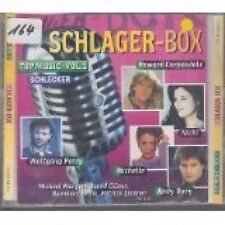 Schlagerbox 2 (1987, EMI) Andreas Martin, Joward Carpendale, Roy Black, M.. [CD]