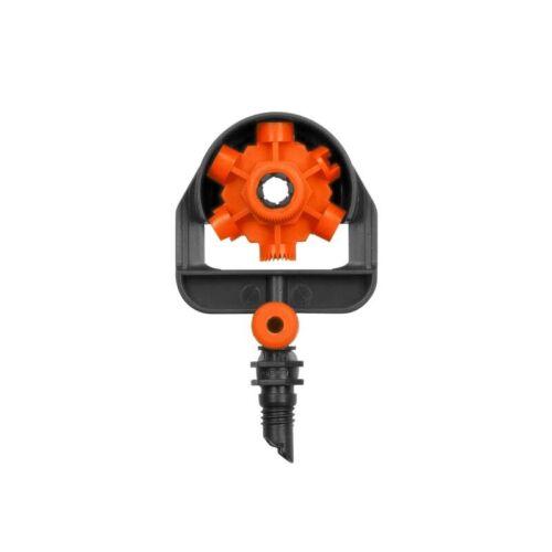 Gardena 01396-20 Micro-Drip-System 6-superfici-beccuccio 6 forme aspersione