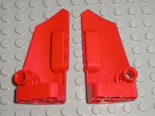 LEGO TECHNIC Red panel fairing 3 /& 4 ref 64683 64391 set 8263 9394 8258 42029