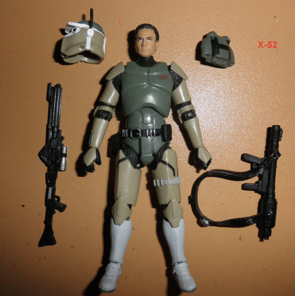 STAR WARS vintage collection AT-RT DRIVER clone trooper green FIGURE rare toy