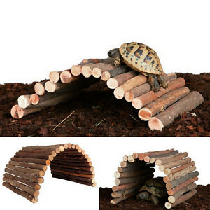 Vivarium Bark Vivarium Decoration Vivarium Wood Log Chains