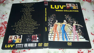 Luv' - Video Collection DVD SPECIAL FAN EDITION