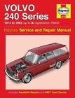 Volvo 240 Series Service and Repair Manual by Haynes Publishing Group (Paperback, 2014)