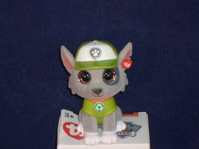 "Rocky TY Mini Boos Paw Patrol 2"" Mini Collectible Figure"