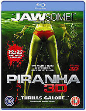 Piranha 3D (Blu-ray, 2010)