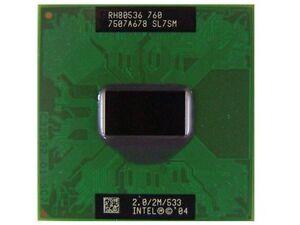 per Pentium series CPU 2 Intel Aspire Acer 2M M Centrino 0 SL7SM 760 1690 533 6v6wx