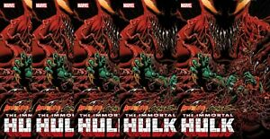 2019-FIVE-5-COPIES-ABSOLUTE-CARNAGE-IMMORTAL-HULK-1-FREE-SHIPPING