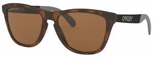 Oakley Frogskins Mix Prizm Tungsten Polarized Men's Sunglasses - OO9428-0855
