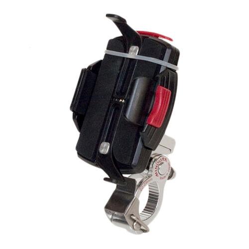 Minoura iH-220 Phone Grip Hbar Min Phonegrip Ih-220s 22-29mmbk