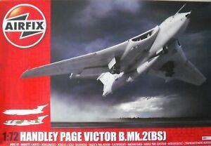 +++ Handley Page Victor B.mk.2 (bs) + 1:72 Scale Kit Par Airfix +++-afficher Le Titre D'origine