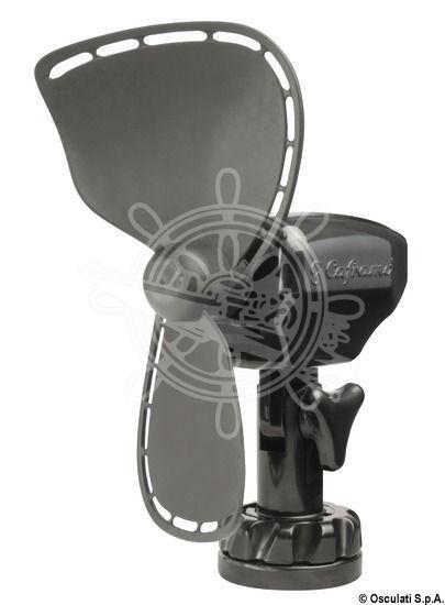 CAFRAMO Ventilator Ultimate schwarz 12 V