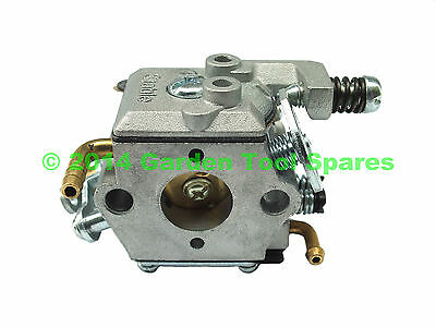 GTS CARBURETTOR FITS CHINESE CHAINSAW 2500 25CC TIMBERPRO LAWNFLITE CARLTON NEW