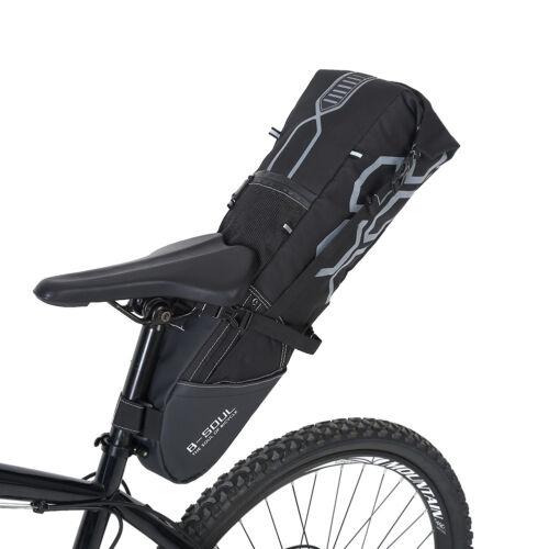 B-SOUL Waterproof Mountain Bike Bag Road Bicycle Cycling Seat Saddle Bag SD