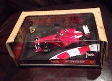 Hot Wheels Ferrari F399 Michael Schumacher Diecast Collectible Car W Case! Nice!