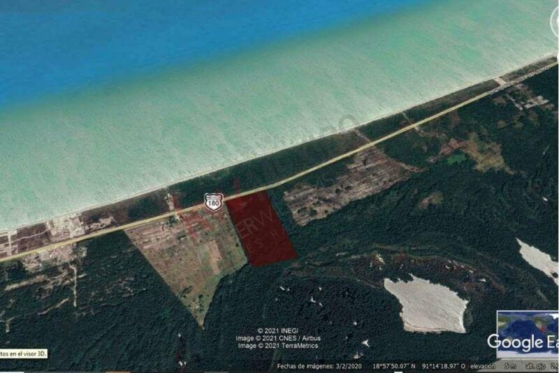 Terreno Rústico  en VENTA  16 hectáreas Sobre Carretera