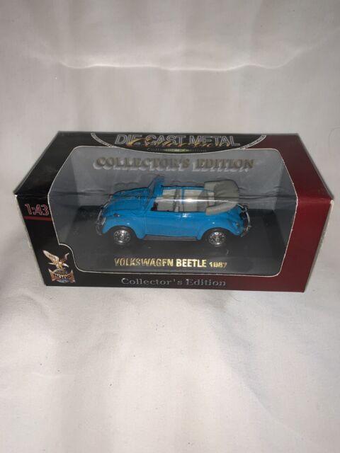 Yat Ming: Road Signature Die Cast car: 1:43 Scale 1967 Volkswagen Beetle – Boxed