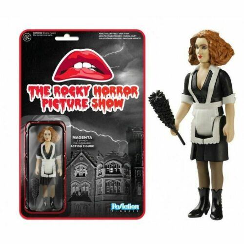 "Magenta-Action Figure 3.75/"" Funko Reaction Rocky Horror Picture Show Neuf"