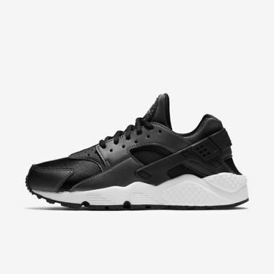 wholesale outlet hot product incredible prices Femme Nike Air Huarache Run se Running Sneaker Noir/Blanc 859429 ...