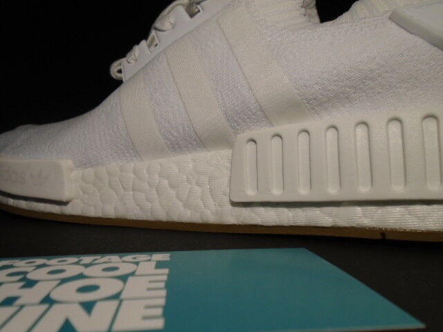 Adidas nmd r1 pk primeknit kaugummi pack weißer Braun schwarze 8,5 ultra auftrieb by1888 r2 8,5 schwarze 2c9e1e