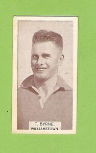 1933-VFL-WILLS-CIGARETTE-CARD-182-T-BYRNE-WILLIAMSTOWN