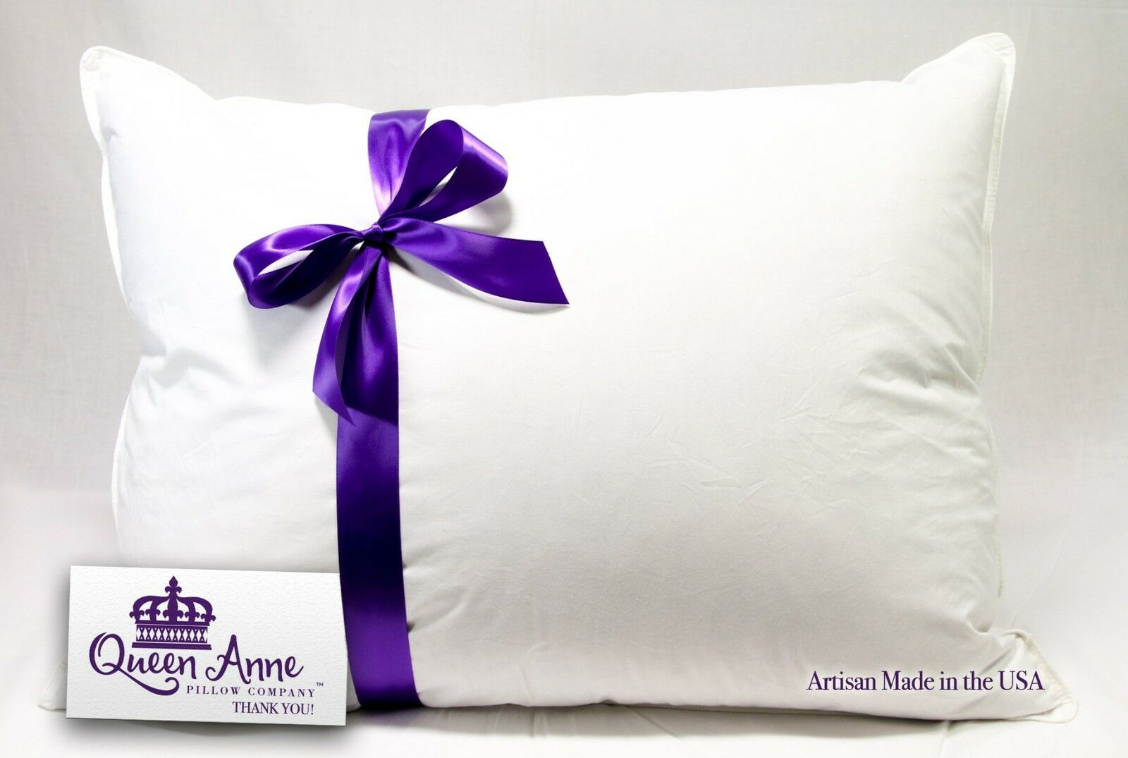 Allergy Free Luxury Hotel Pillows Majesty Down