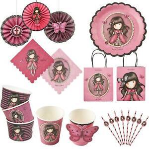 Santoro-Gorjuss-Ladybird-Birthday-Party-Supplies-Plates-Bag-Napkins-Tableware