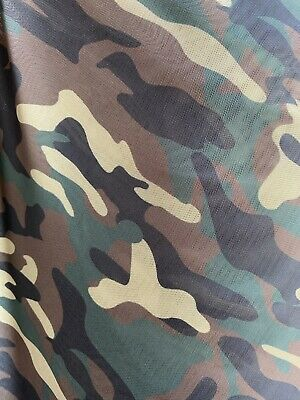 New camouflage print design 4way stretch 5860 Sold by the YD Ships worldwide from Los Angeles California USA. Spandex fabric by the YD