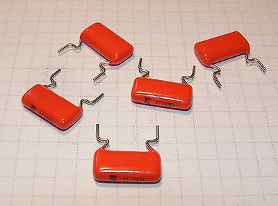 10pcs MPT-96 0.47uF 470nF 400V 5/% 474J Polyester Capacitors ~Philips MKT