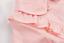 Girls-Double-Breasted-Ruffle-Trench-Coat-Long-Sleeve-Lace-Princess-Jacket-Dress thumbnail 7