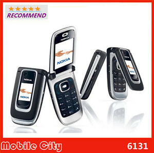 NOKIA-6131-UNLOCKED-FLIP-PHONE-QUAD-BAND-BLACK-BLUETOOTH-CELLULAR-CELL-PHONE