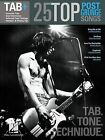 25 Top Post-Grunge Songs by Hal Leonard Publishing Corporation (Paperback / softback, 2013)