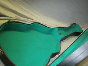 70's Case For Xl Body Violin/beatles Bass-afficher Le Titre D'origine Construction Robuste