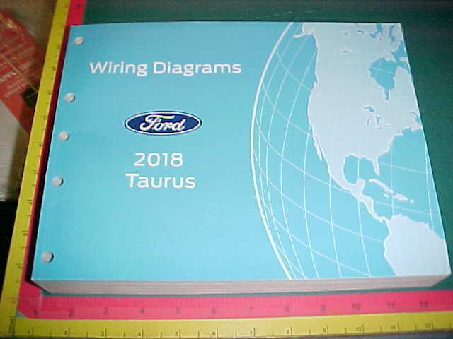 2018 Ford Taurus Wiring Diagrams Manual Excellent
