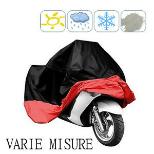 Sensible Telo Copri Moto Scooter Motocicletta Copertura Impermeabile Esterno Varie Misure