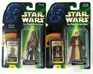 Star-wars-Kenner-POTF-Flashback-Photo-Hoth-Chewbacca-Anakin-skywalker-Sealed