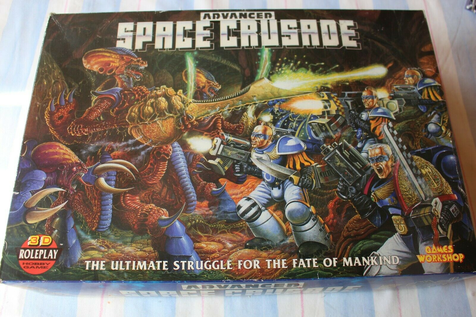 giocos lavoronegozio avanzata dello spazio CROCIATA in scatola tavola tavola tavola gioco completo Rogue Trader era 42d823