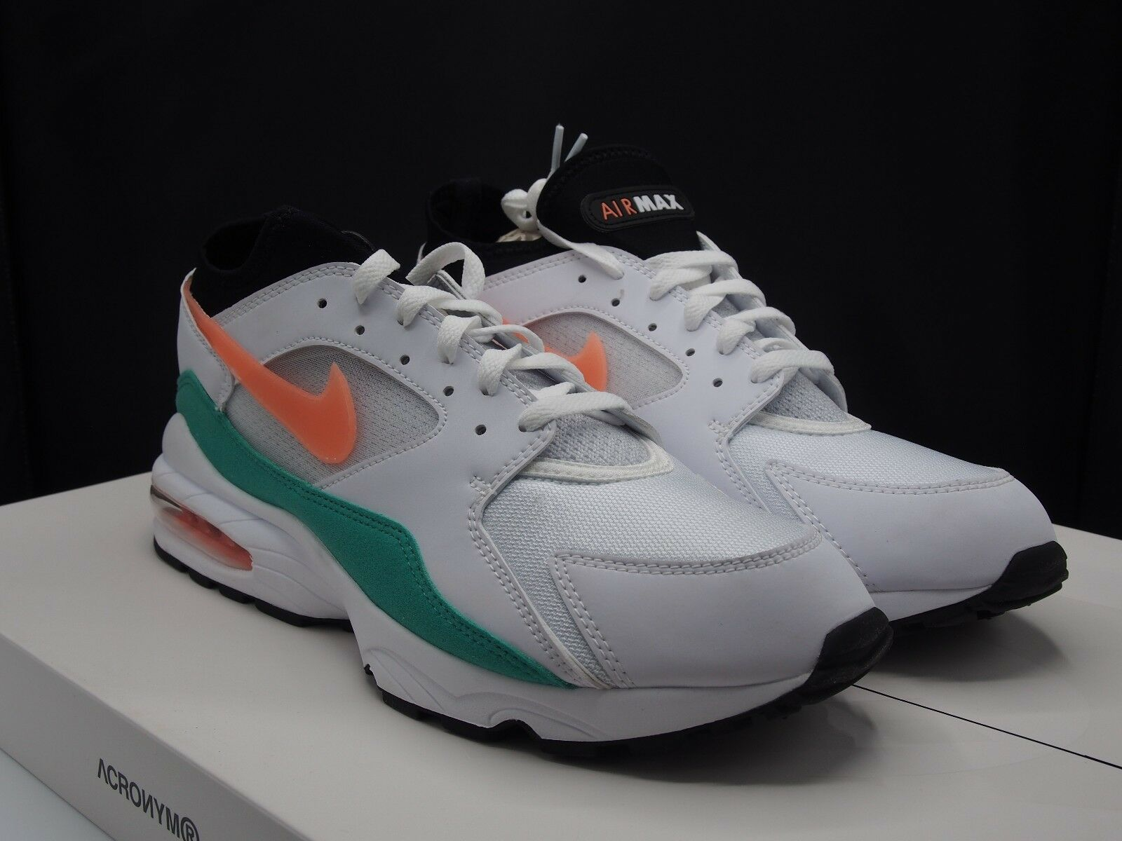 Nike Air Max 93  Watermelon  306551-105 Men's 11.5 US